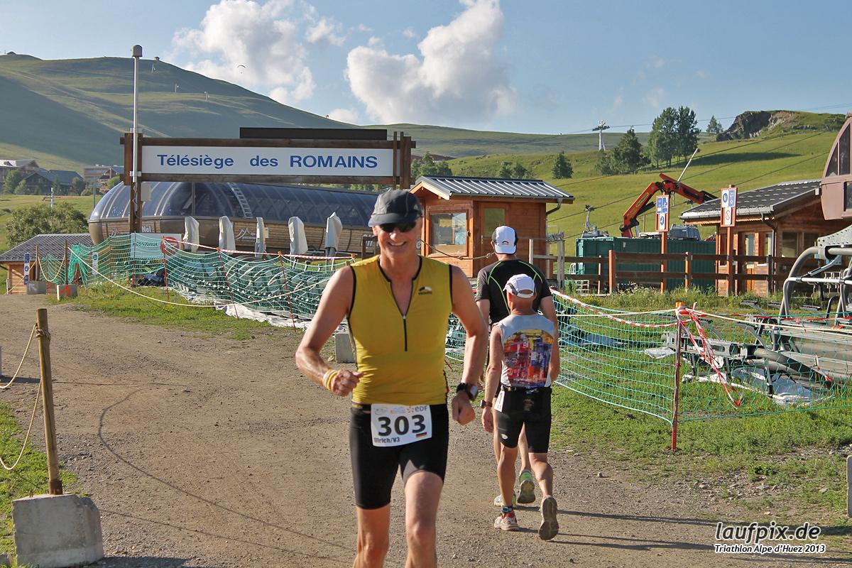 Triathlon Alpe d'Huez - Run 2013 - 54