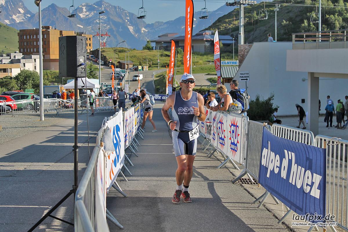 Triathlon Alpe d'Huez - Run 2013 - 58