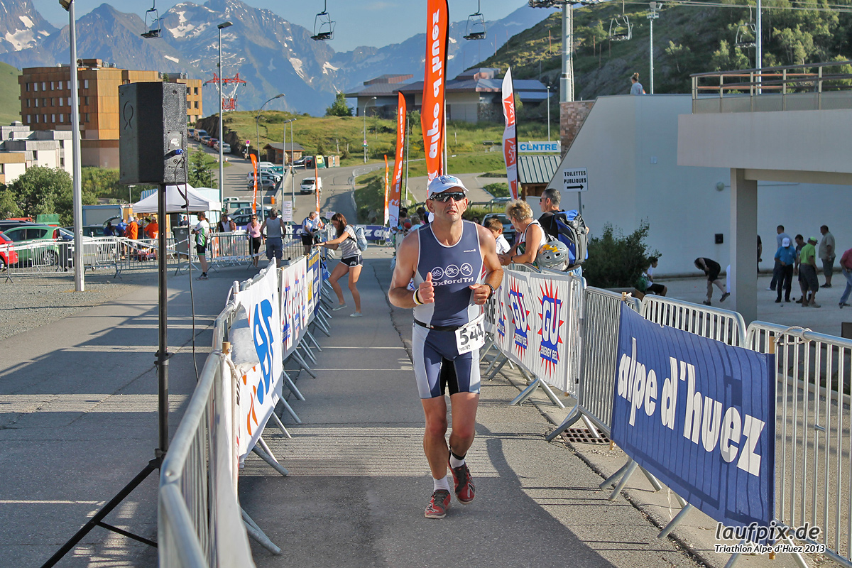 Triathlon Alpe d'Huez - Run 2013 - 59
