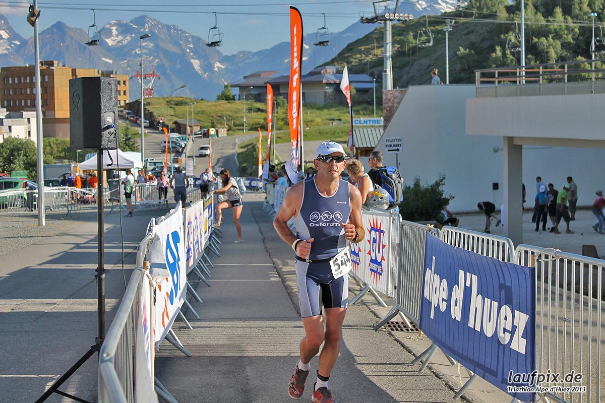 Triathlon Alpe d'Huez - Run 2013 - 60