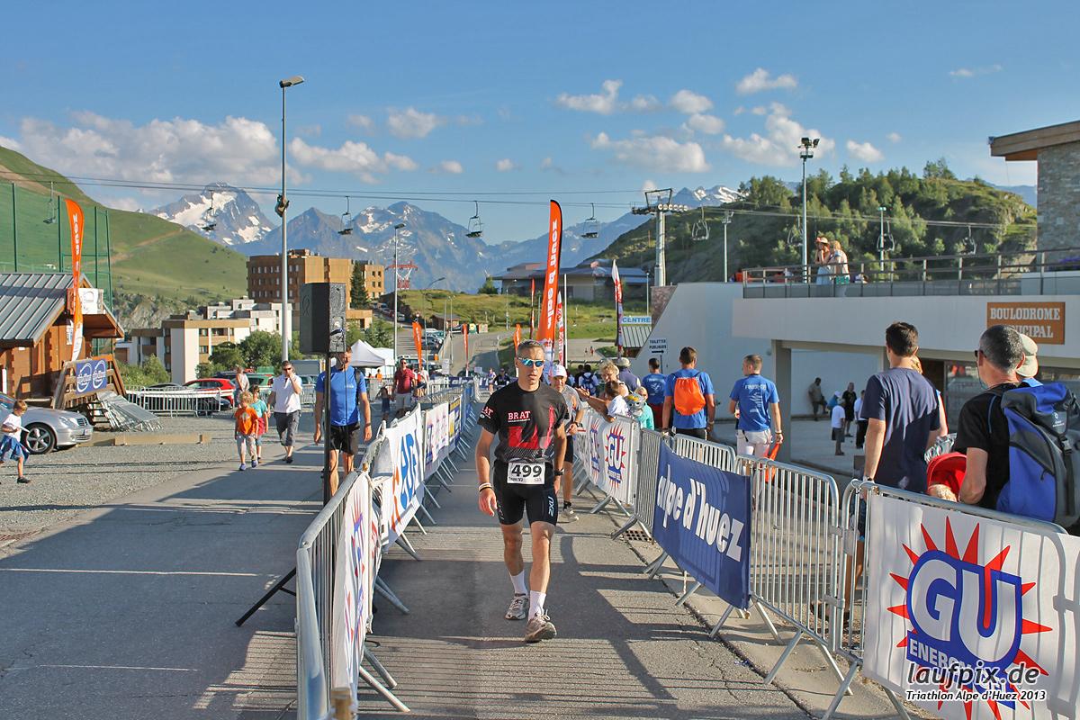 Triathlon Alpe d'Huez - Run 2013 Foto (186)
