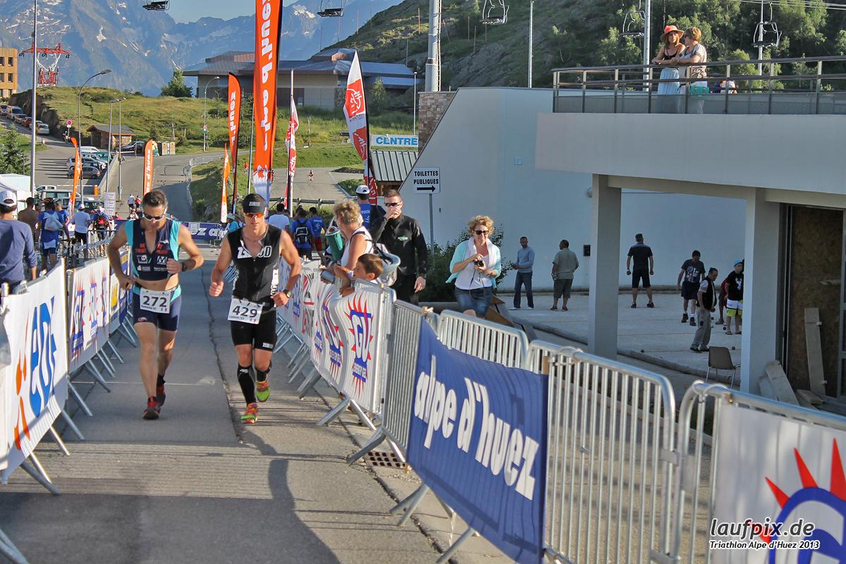 Triathlon Alpe d'Huez - Run 2013 - 240