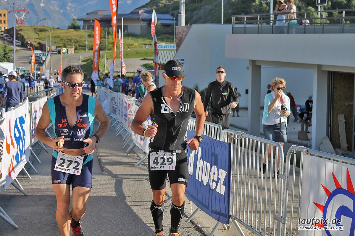 Triathlon Alpe d'Huez - Run 2013 - 245