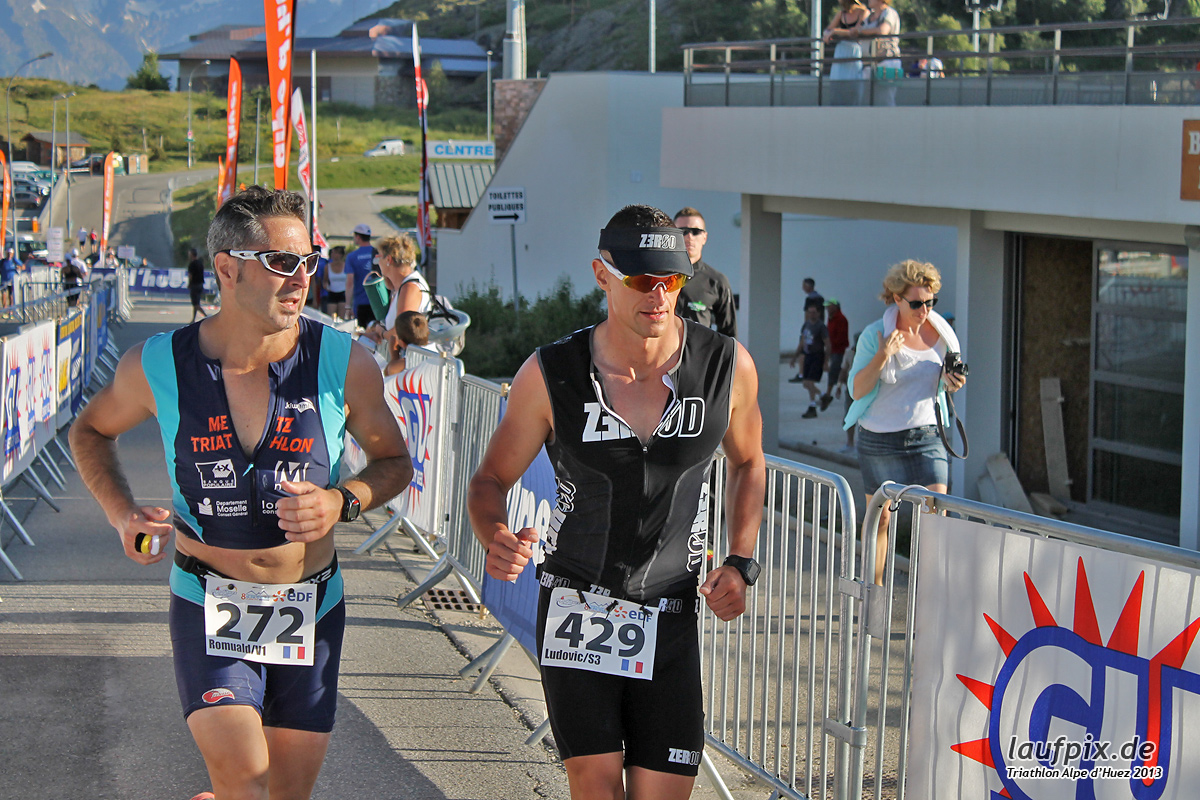 Triathlon Alpe d'Huez - Run 2013 - 246