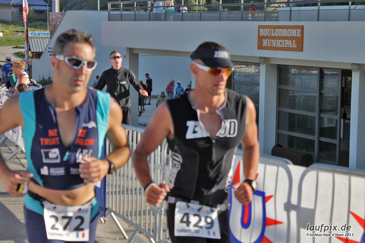 Triathlon Alpe d'Huez - Run 2013 - 247