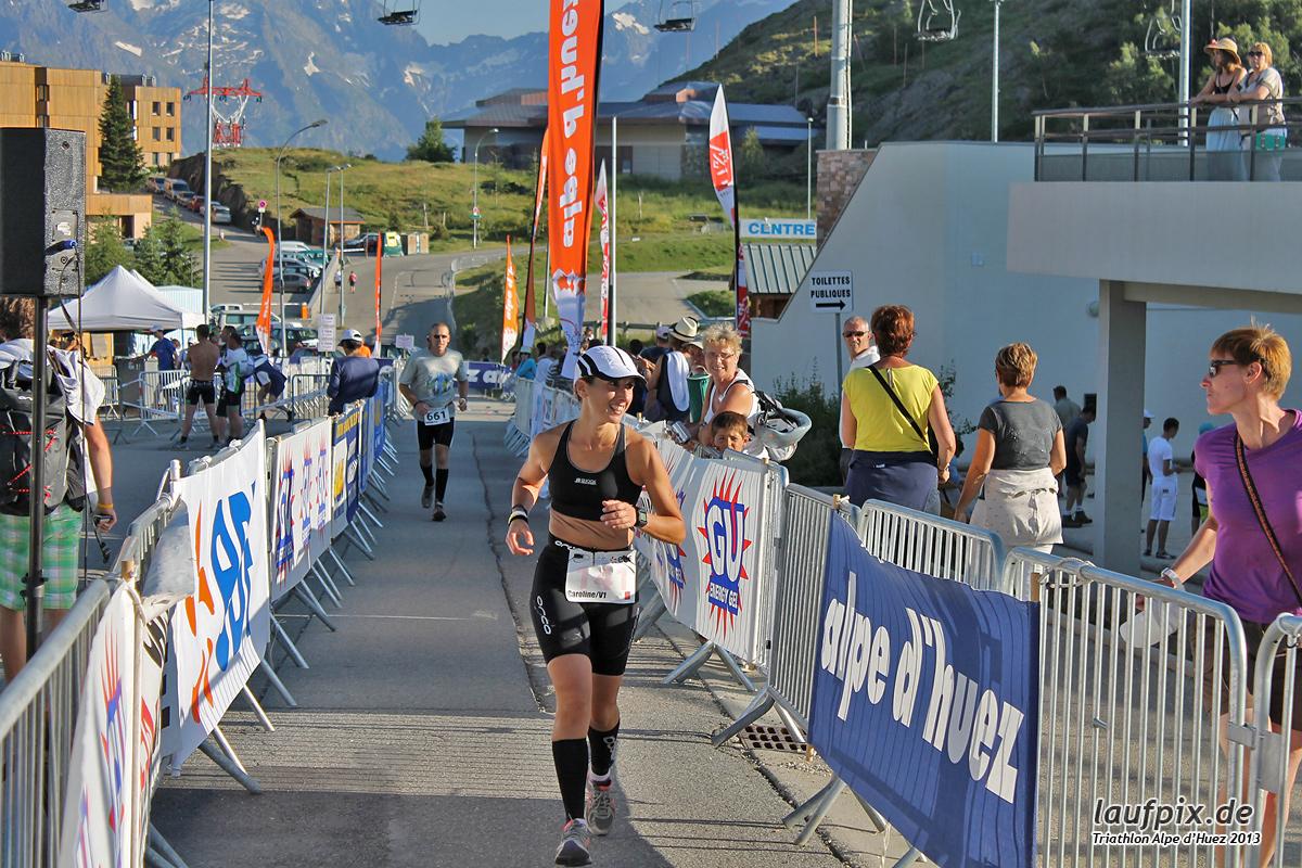 Triathlon Alpe d'Huez - Run 2013 Foto (256)