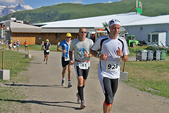 Triathlon Alpe d'Huez - Run 2013 - 2