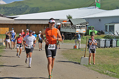 Triathlon Alpe d'Huez - Run 2013 - 13