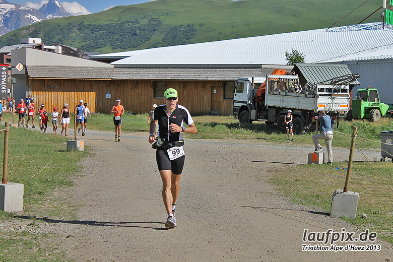 Triathlon Alpe d'Huez - Run 2013 - 7