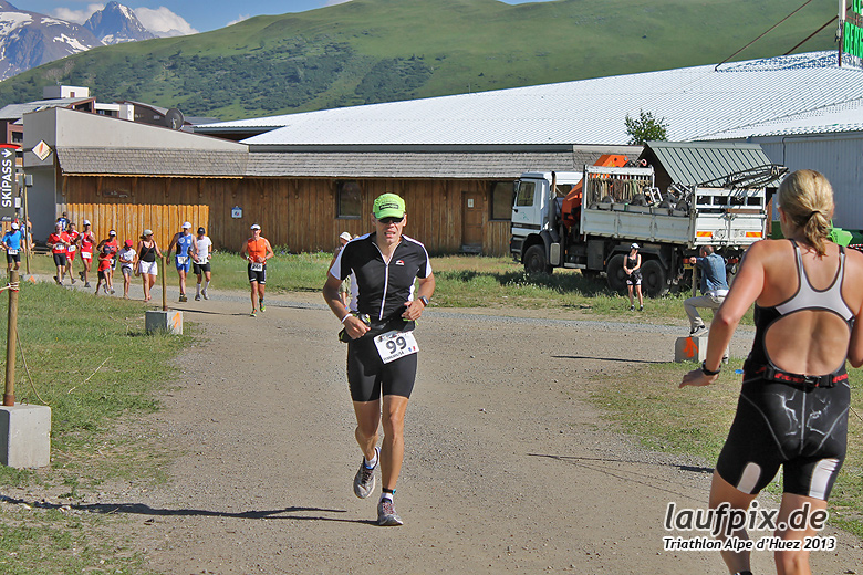 Triathlon Alpe d'Huez - Run 2013 - 8