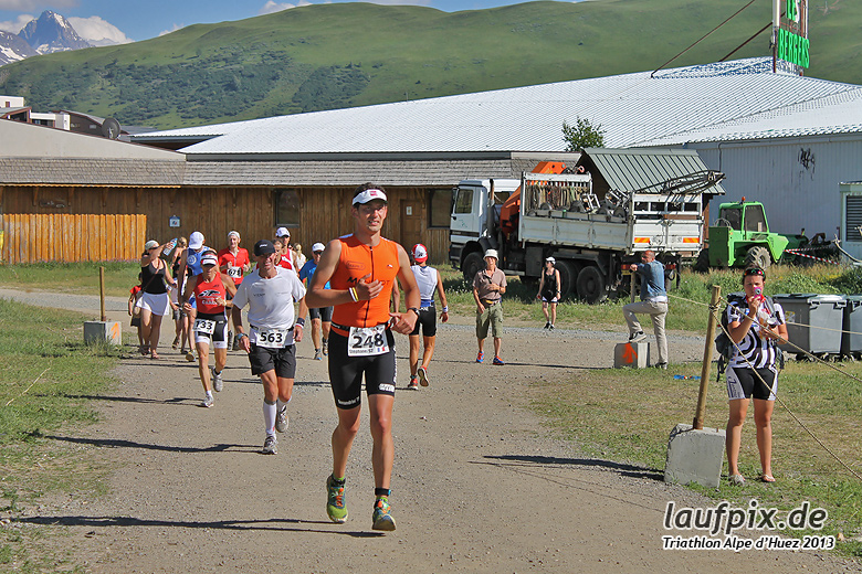 Triathlon Alpe d'Huez - Run 2013 - 12