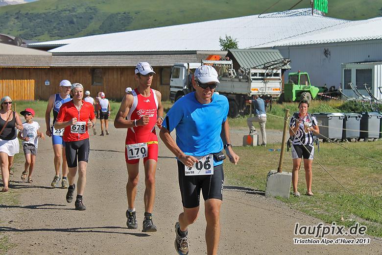 Triathlon Alpe d'Huez - Run 2013 - 21