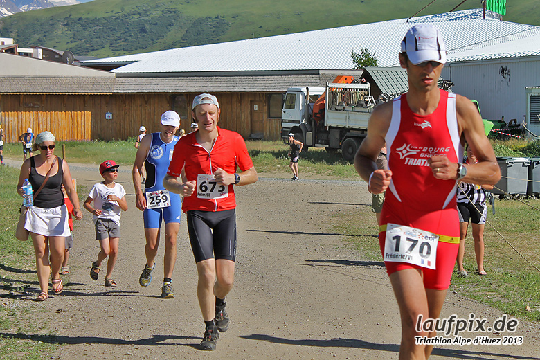Triathlon Alpe d'Huez - Run 2013 - 24