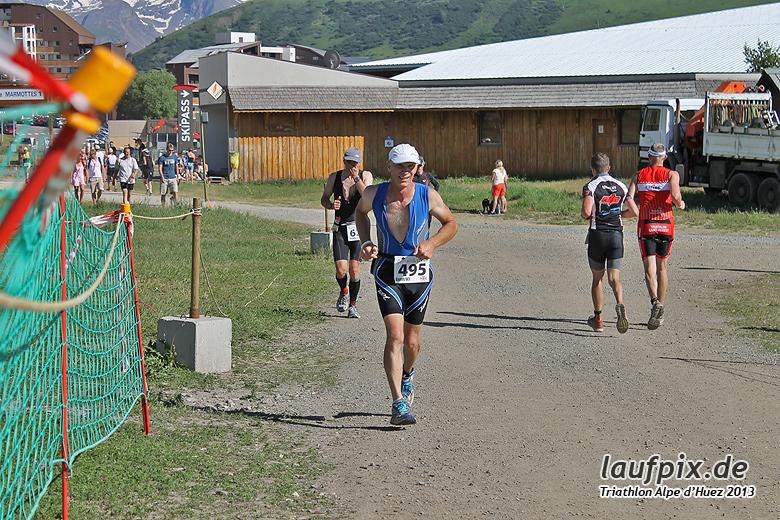 Triathlon Alpe d'Huez - Run 2013 - 28