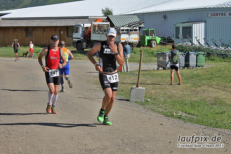 Triathlon Alpe d'Huez - Run 2013 - 32