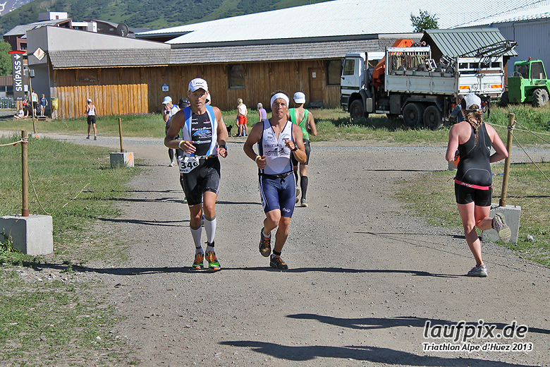 Triathlon Alpe d'Huez - Run 2013 - 38