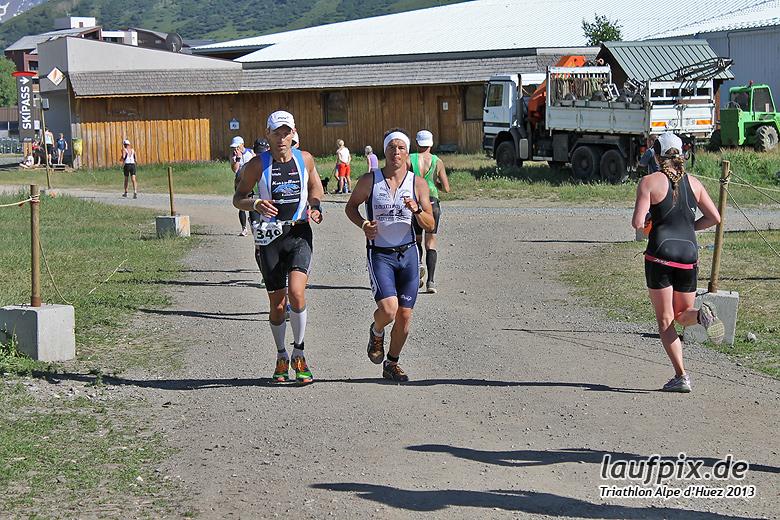 Triathlon Alpe d'Huez - Run 2013 - 38