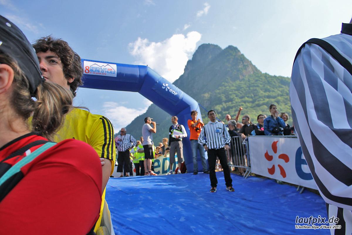 Triathlon Alpe d'Huez - Swim 2013 - 26
