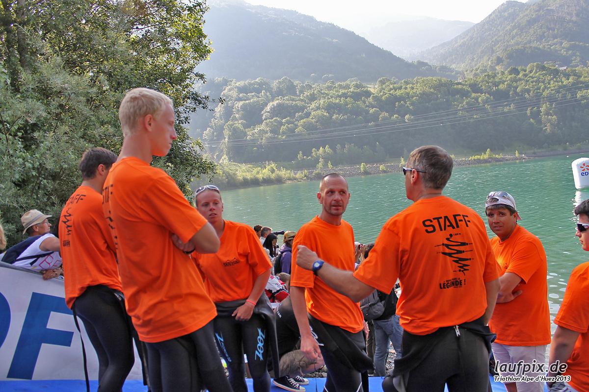 Triathlon Alpe d'Huez - Swim 2013 - 28