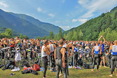 Triathlon Alpe d'Huez - Swim 2013 - 3