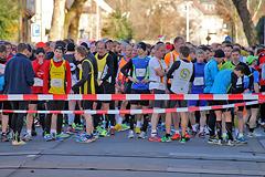 Silvesterlauf Werl Soest - Start 1