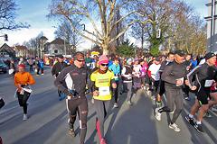 Silvesterlauf Werl Soest - Start 2