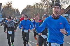Silvesterlauf Werl Soest - Strecke 2