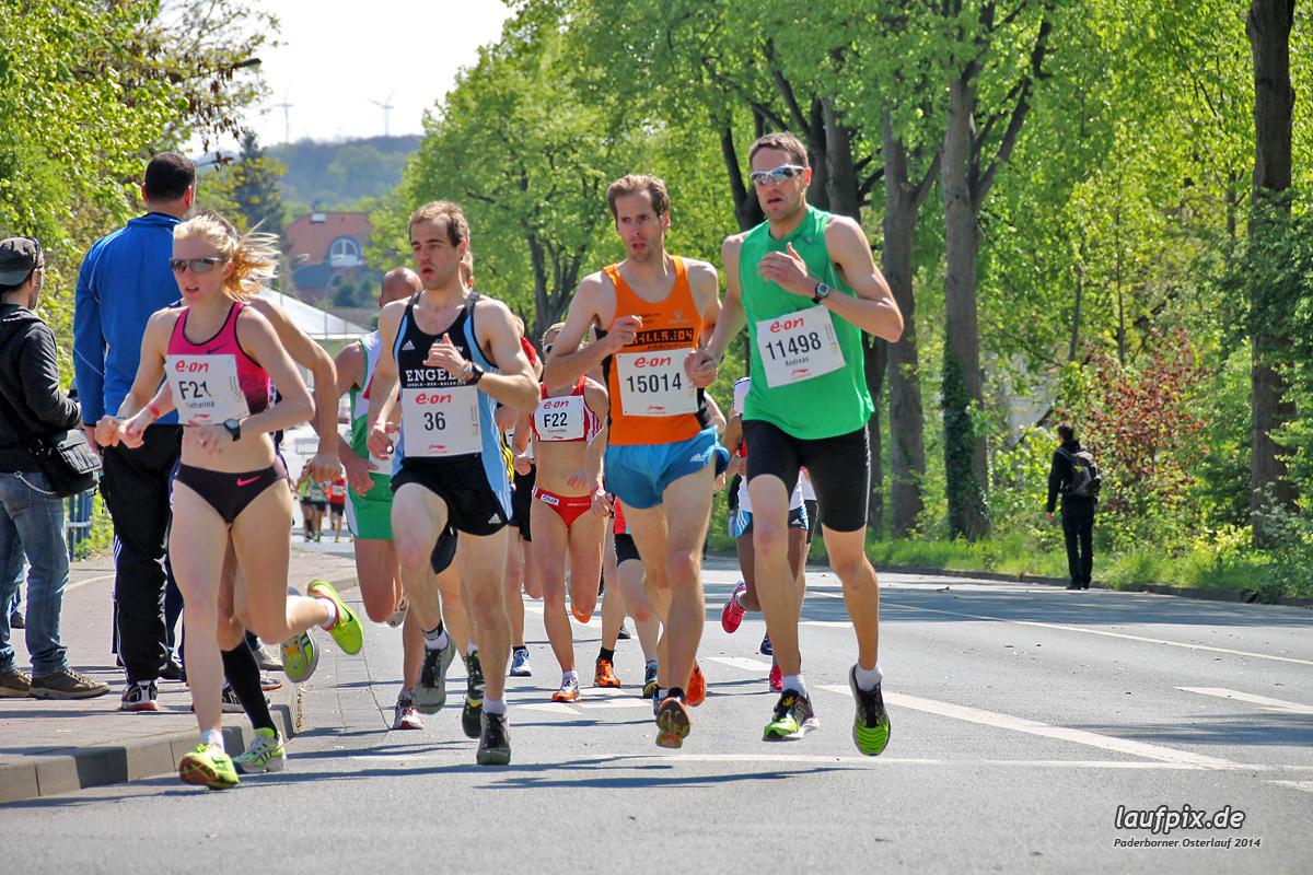 Paderborner Osterlauf 10km 2014 Foto (33)