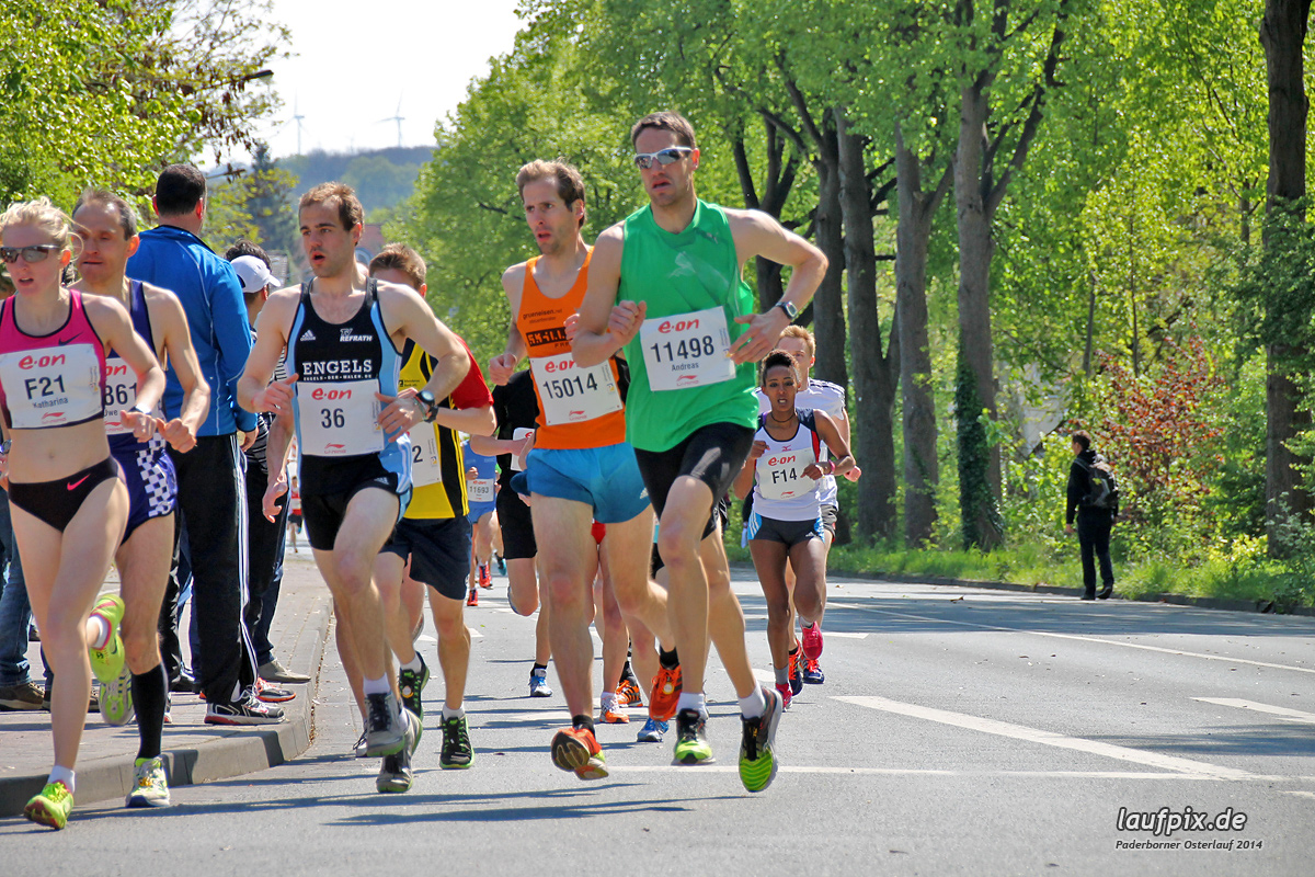 Paderborner Osterlauf 10km 2014 - 34