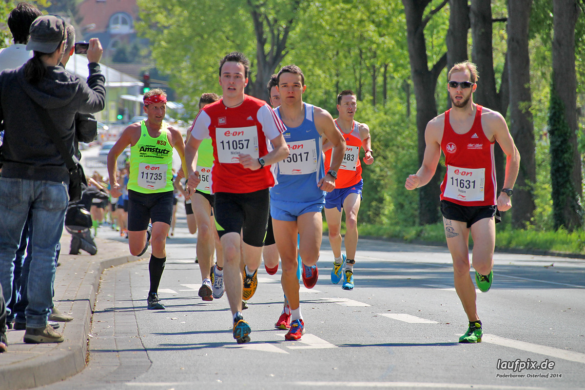 Paderborner Osterlauf 10km 2014 Foto (56)