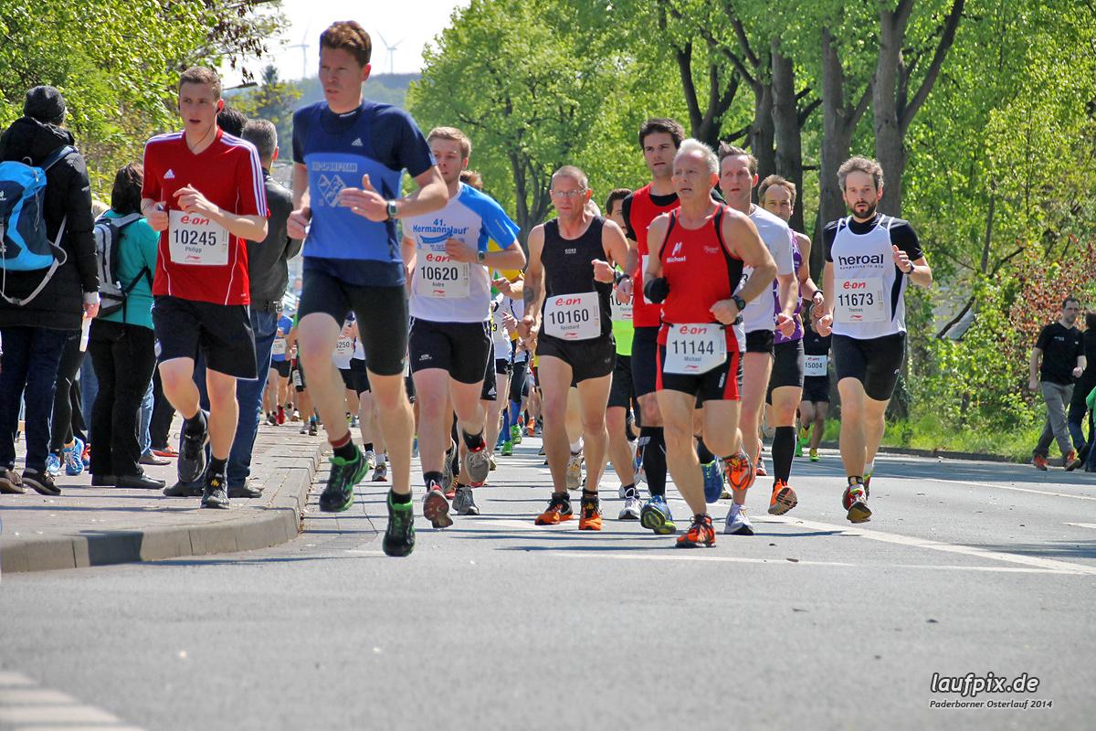 Paderborner Osterlauf 10km 2014 Foto (123)