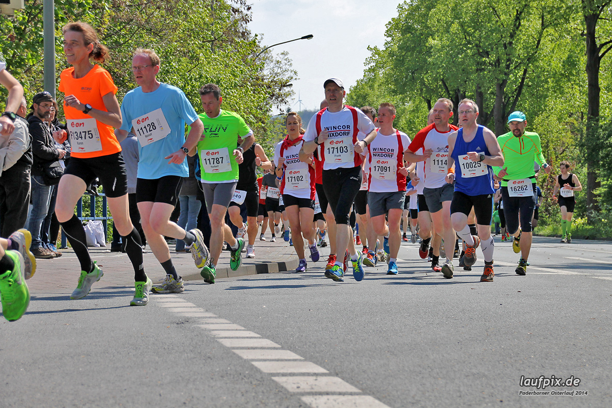 Paderborner Osterlauf 10km 2014 Foto (137)