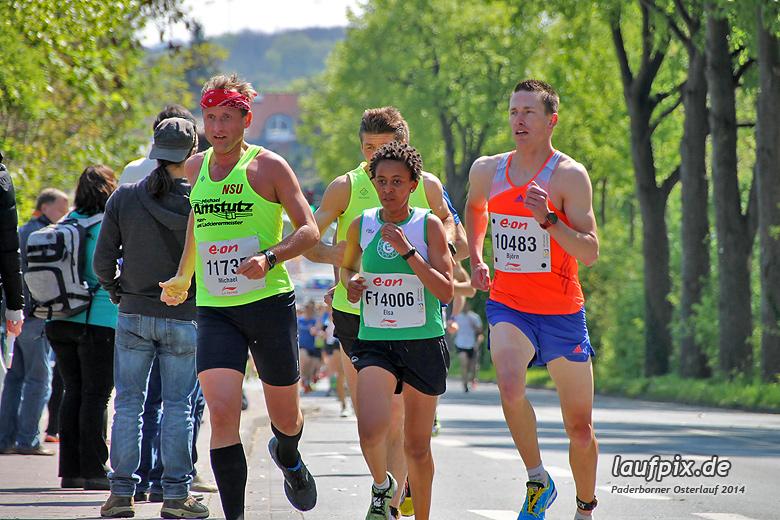 Paderborner Osterlauf 10km 2014 - 60