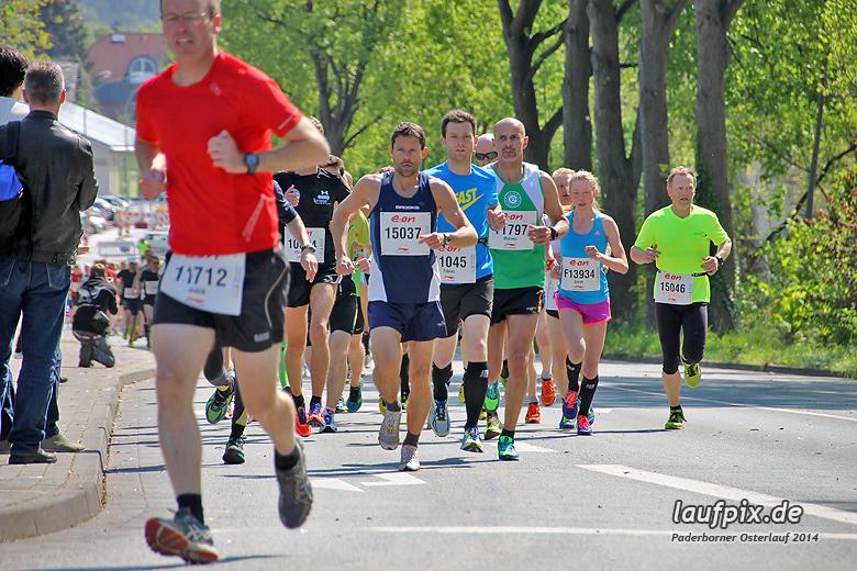Paderborner Osterlauf 10km 2014 - 84