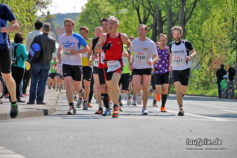 Paderborner Osterlauf 10km 2014 - 124
