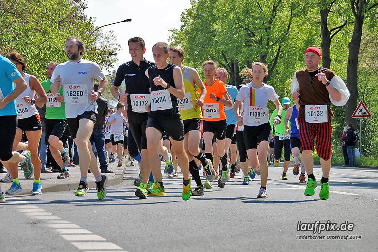 Paderborner Osterlauf 10km 2014 - 135