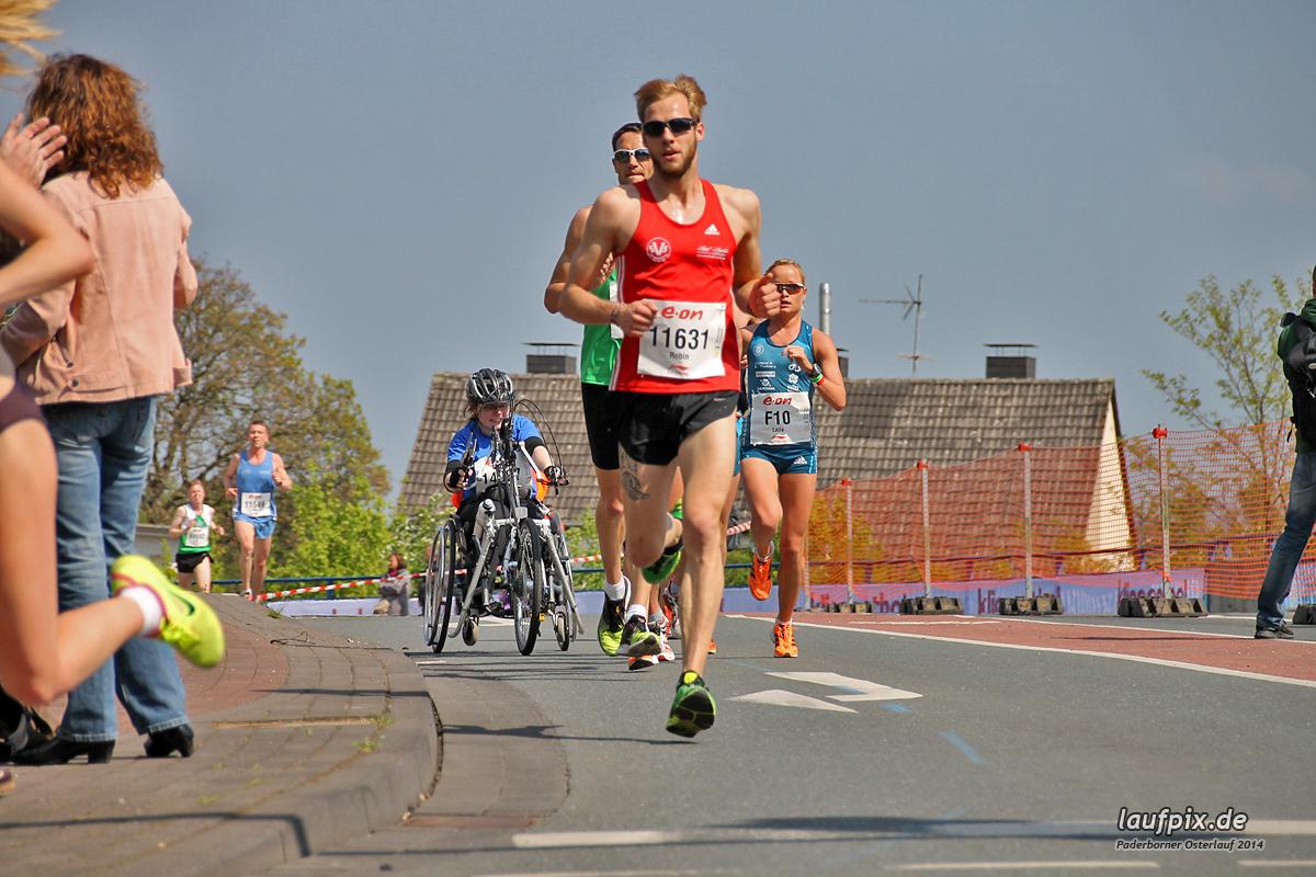 Paderborner Osterlauf 10km 2014 - 45