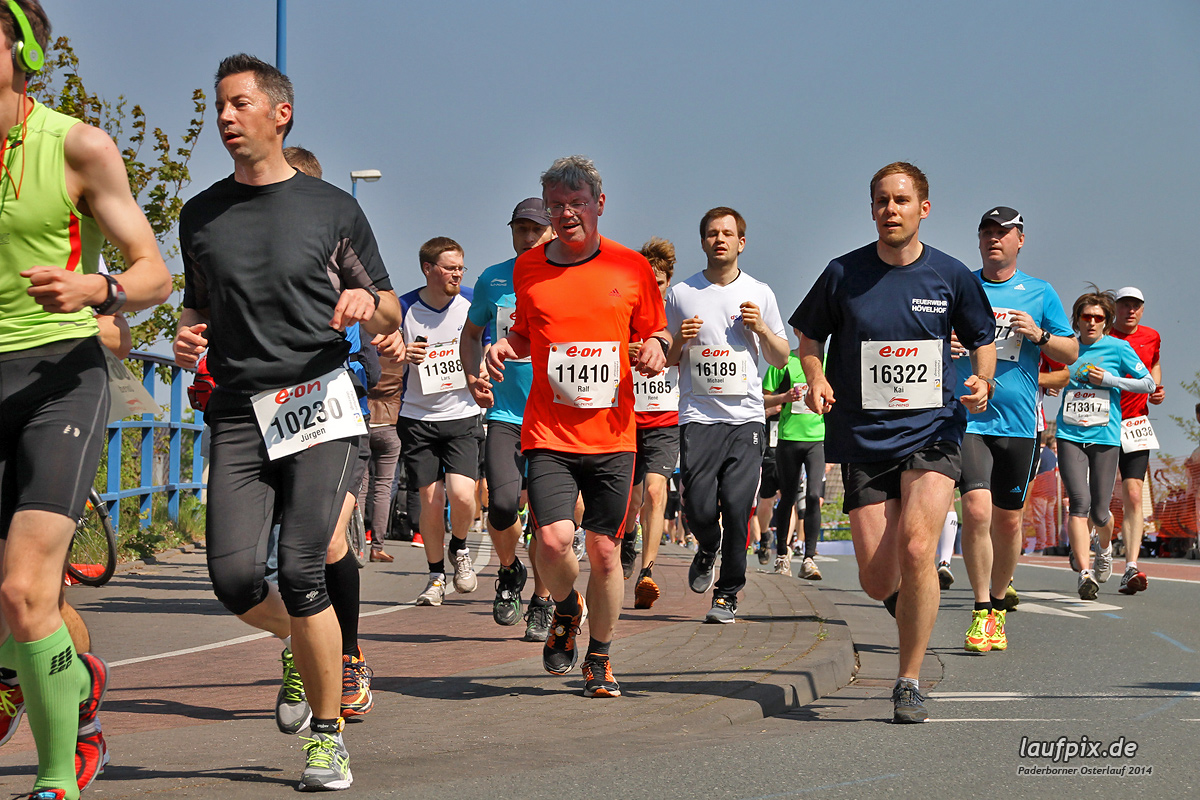 Paderborner Osterlauf 10km 2014 - 429