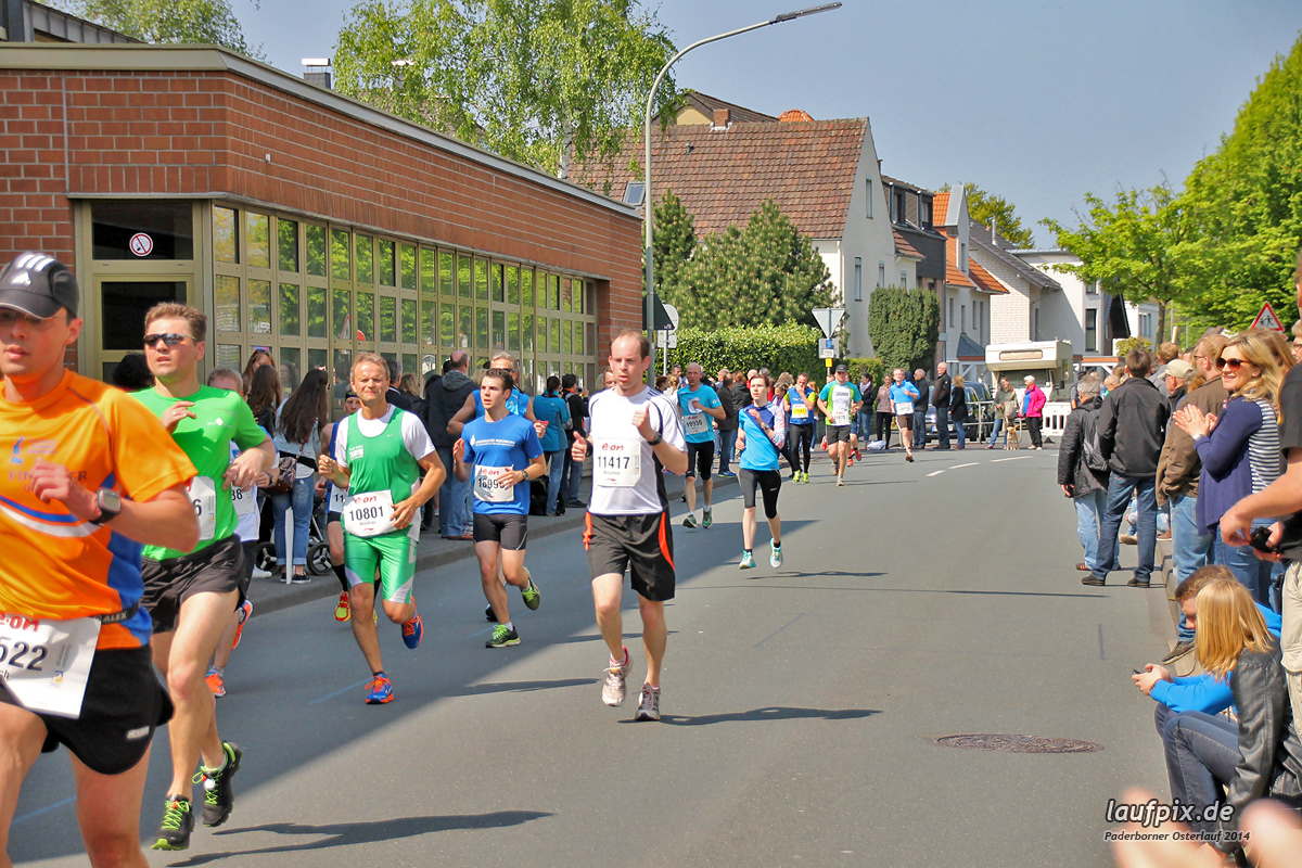 Paderborner Osterlauf 10km 2014 - 6