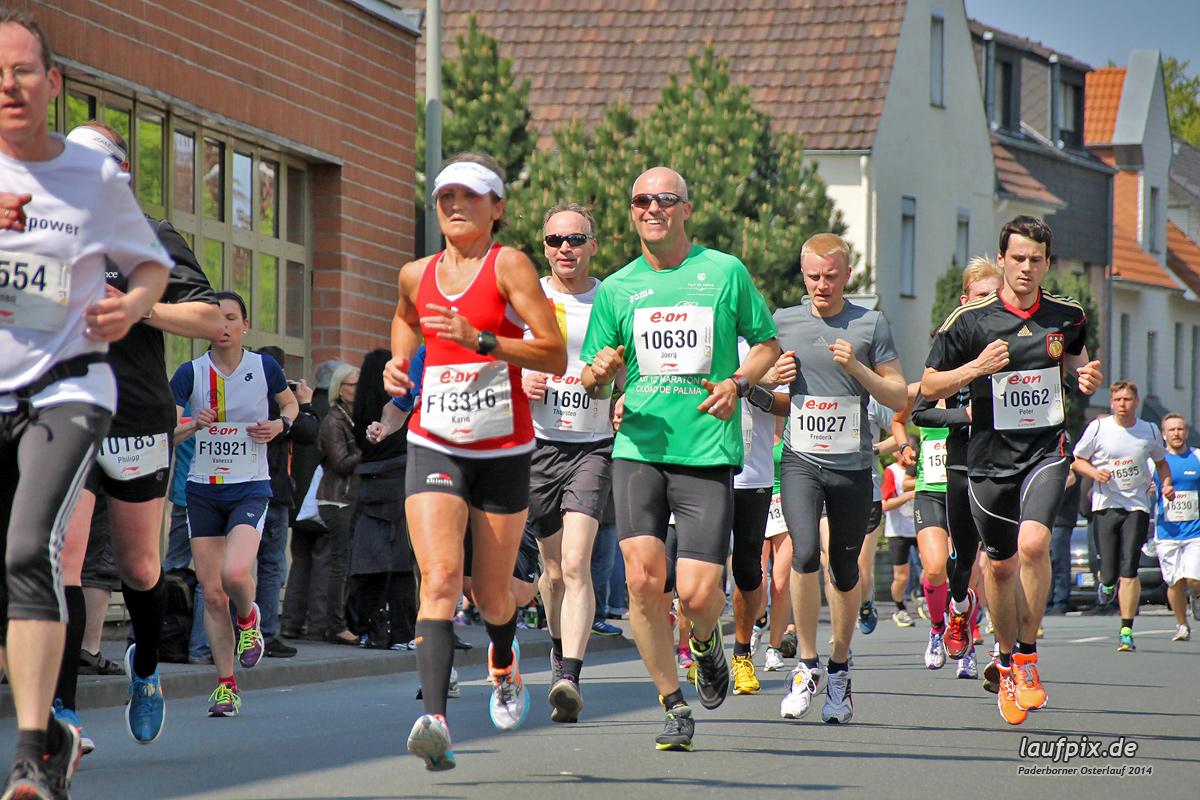 Paderborner Osterlauf 10km 2014 - 32