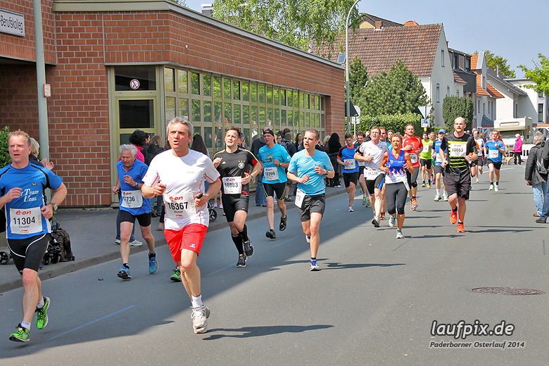 Paderborner Osterlauf 10km 2014 - 1