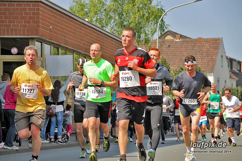 Paderborner Osterlauf 10km 2014 - 15