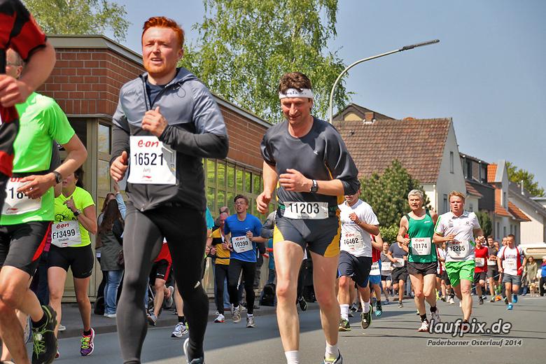 Paderborner Osterlauf 10km 2014 - 17