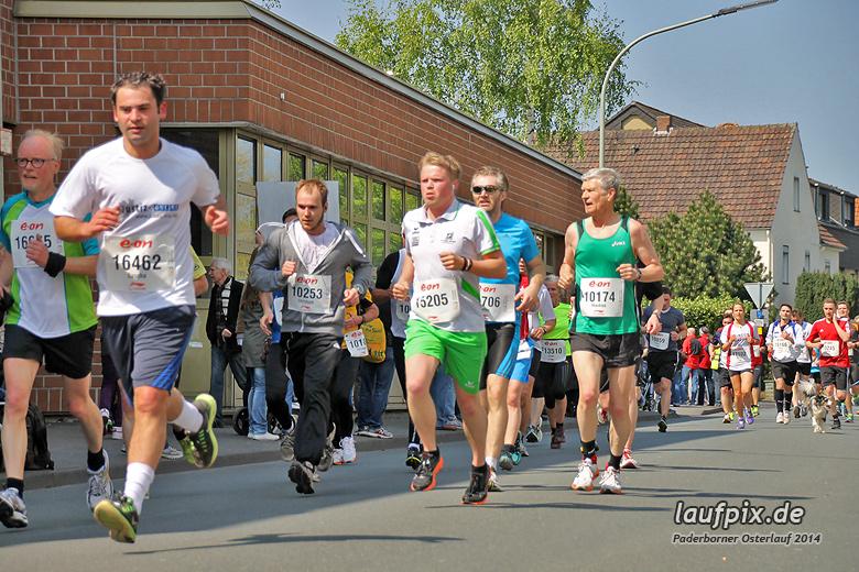 Paderborner Osterlauf 10km 2014 - 20