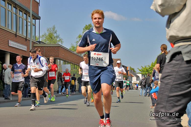Paderborner Osterlauf 10km 2014 - 25