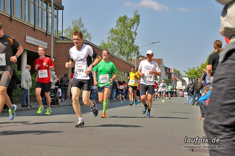 Paderborner Osterlauf 10km 2014 - 26