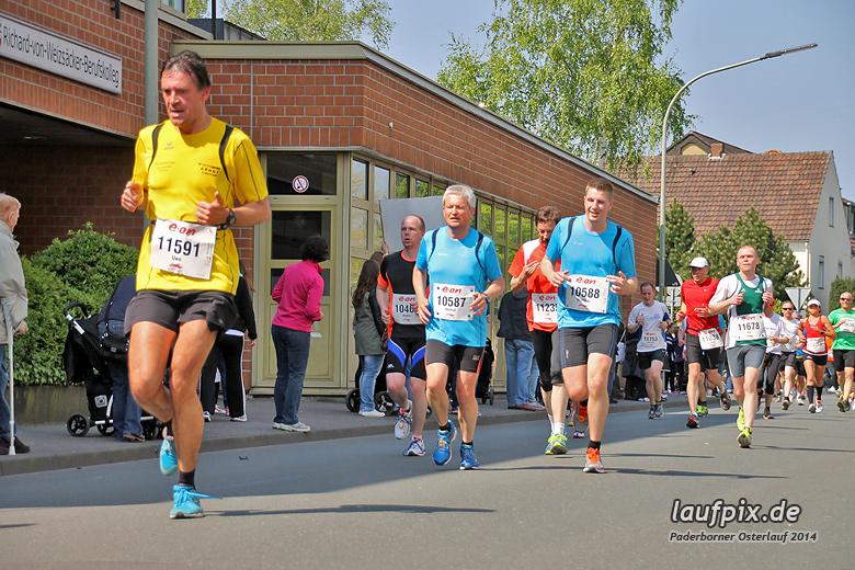 Paderborner Osterlauf 10km 2014 - 28
