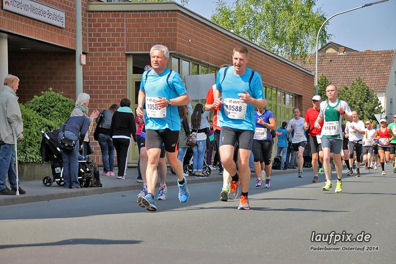 Paderborner Osterlauf 10km 2014 - 29