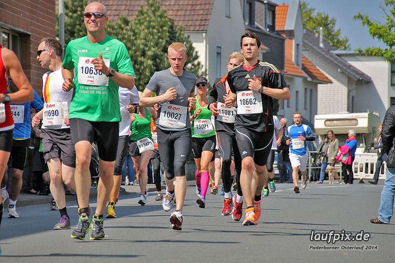 Paderborner Osterlauf 10km 2014 - 33