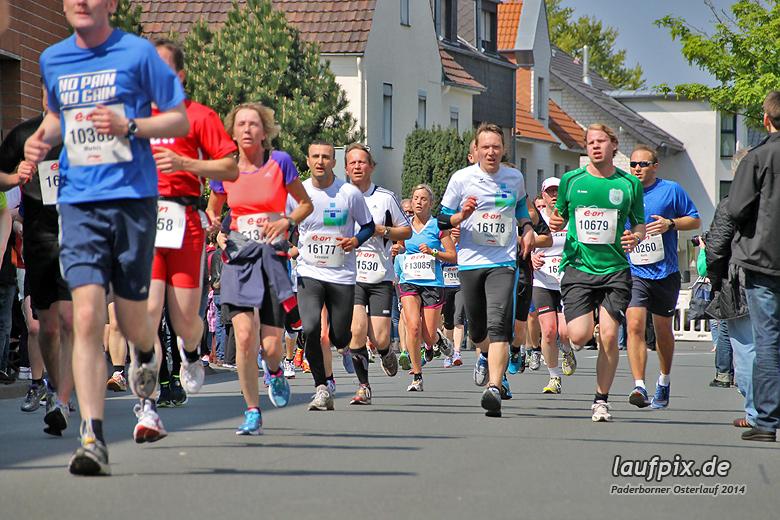 Paderborner Osterlauf 10km 2014